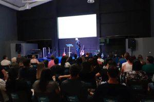 Veja mais sobre a Igreja palavra Viva Garopaba