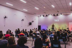 Veja mais sobre a Igreja palavra Viva São Leopoldo
